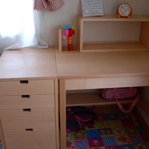 子どものための学習机